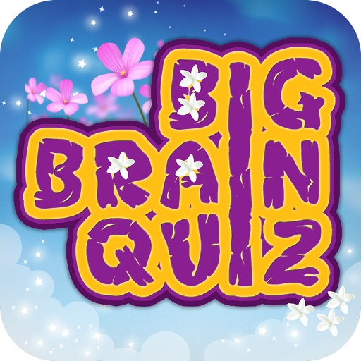 Big Brain Quiz - The Most Famous Guessing Game!