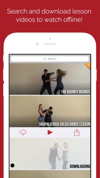 Pocket Salsa - Salsa Dance Videos screenshot-4