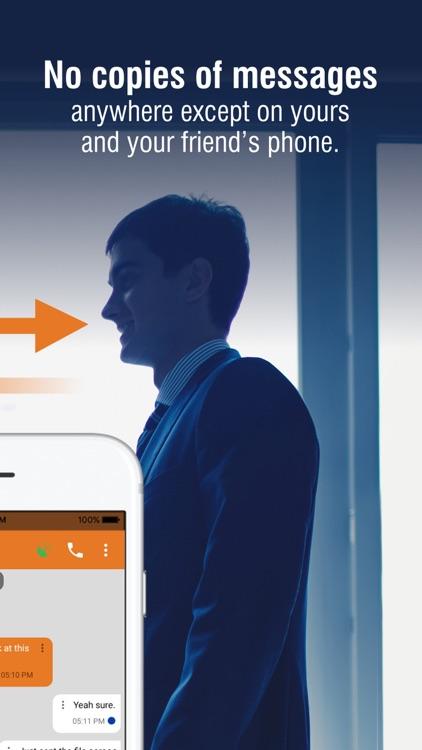 D2D: Ultra-Private Messenger screenshot-3