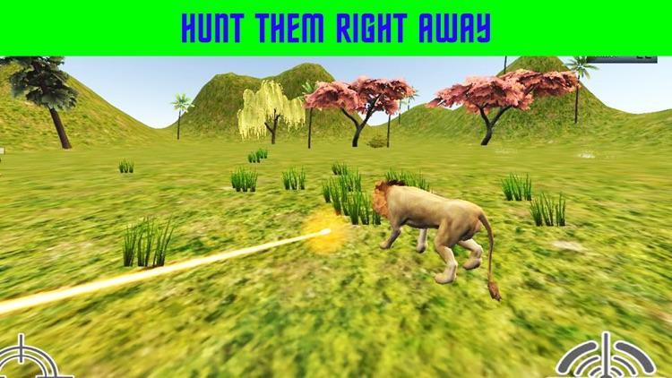 Animal Hunting Adventure screenshot-4