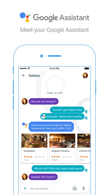 Google Allo screenshot-3
