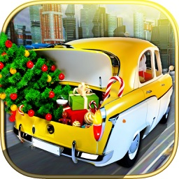 Christmas - Taxi Driver 3D