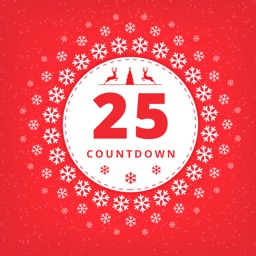 Countdown to Christmas Clock - Celebration Begins