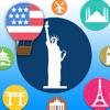 游学美式英语-美语单字卡游戏(免费版)
