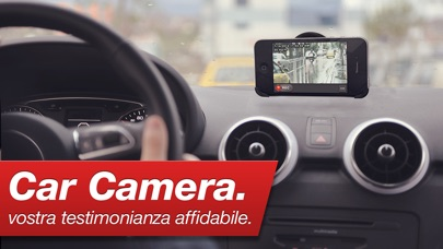 Screenshot for Car Camera DVR. Pro in Italy App Store