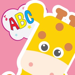 Giraffe ABC Animal Phonics for Toddlers Preschool