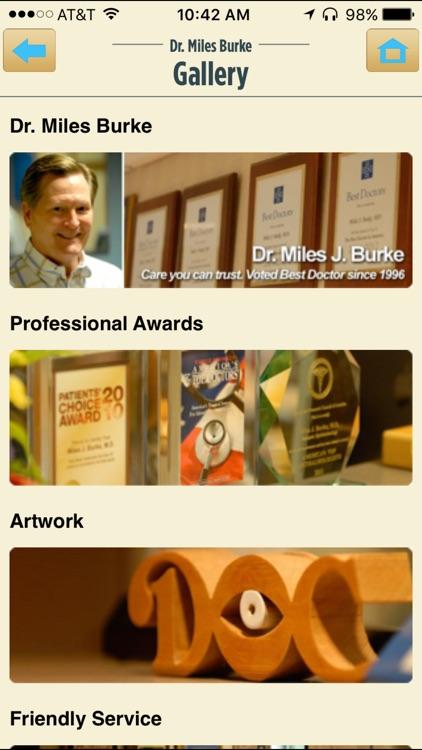 Dr. Miles Burke Pediatric Ophthalmology screenshot-3