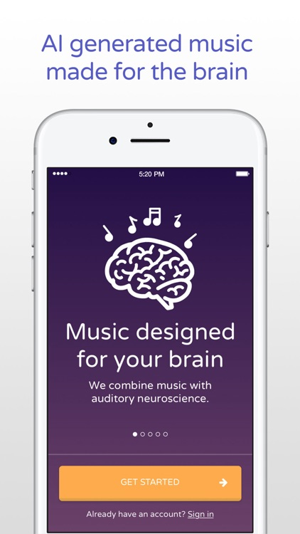 Brain.fm: Music for the Brain