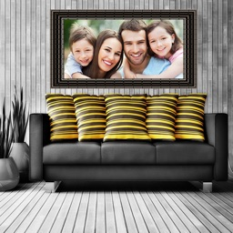 Modern Interior Photo Frames