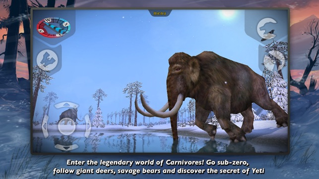 ‎Carnivores: Ice Age Pro Screenshot