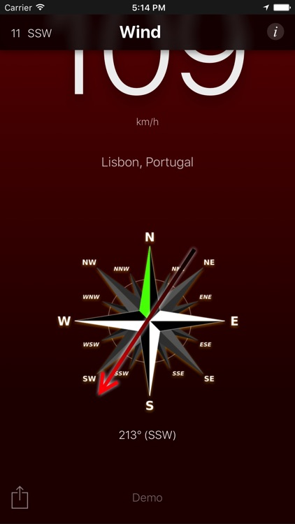 Wind App screenshot-3