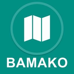 Bamako, Mali : Offline GPS Navigation
