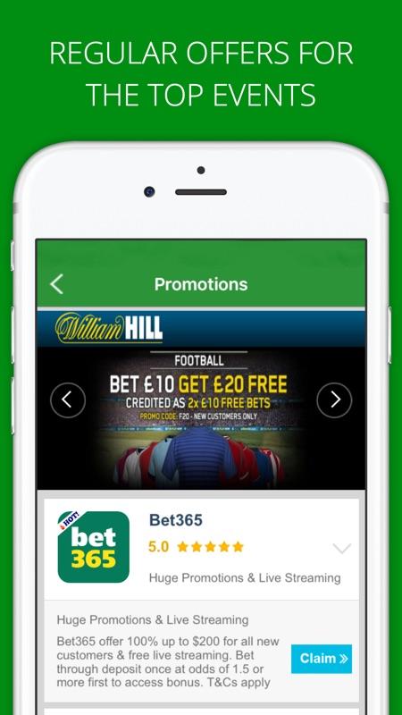 Best betting odds app google binary options demo account