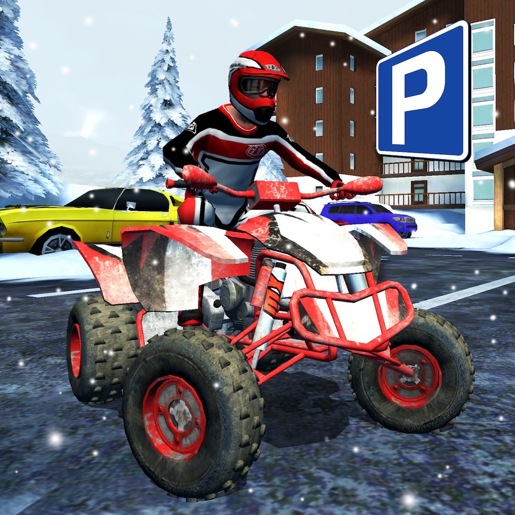 ATV Quad Bike Snow Parking Simulator 2017 hack