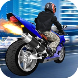 City Racing Motorcycle - Challenge Speed