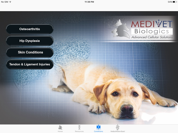 Medivet Biologics screenshot-2