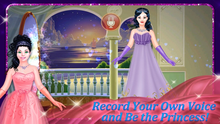 Princess Dress-Up screenshot-4