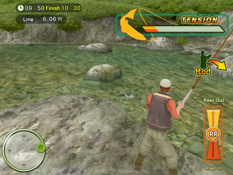 Fly Fishing 3D HD screenshot-2