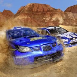 Rally Racer Drifting