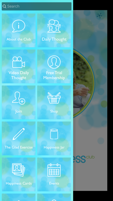 The Happiness Club screenshot two