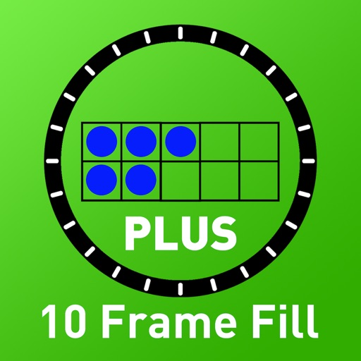10 Frame Fill PLUS by Classroom Focused Software