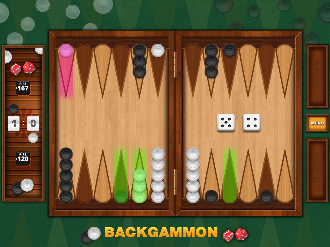 Backgammon Online With Friends