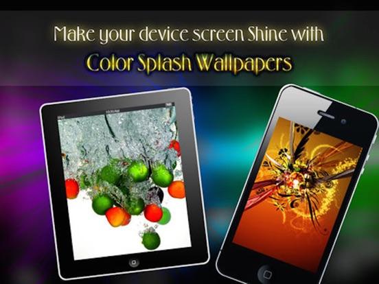 Screenshot #6 pour Color Splash Wallpapers √
