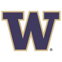 University of Washington Plus Sticker for iMessage
