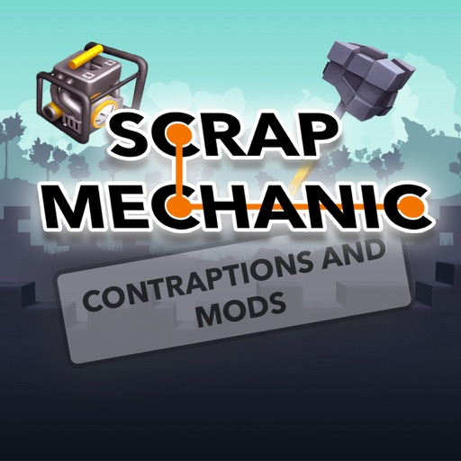 Contraptions and Mods for Scrap Mechanic +