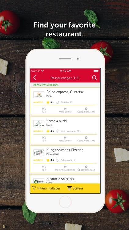 OnlinePizza - Order food for delivery online