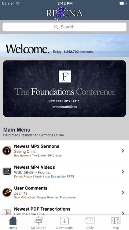 Reformed Presbyterian Church of North America by SermonAudio com