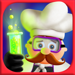 Ícone do app Tiggly Chef Subtraction: 1st Grade Math Game