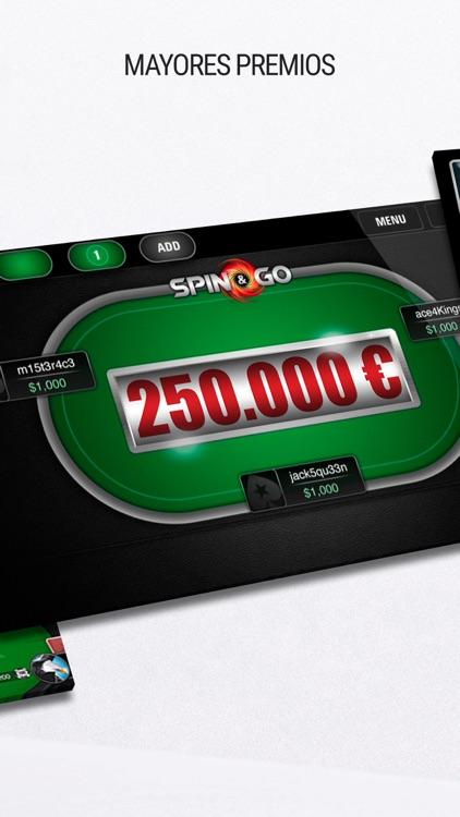 PokerStars: Juego de Poker Gratis y Texas Holdem screenshot-3