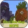Bikini Bob Map for Minecraft PE - MCPE - iPadアプリ