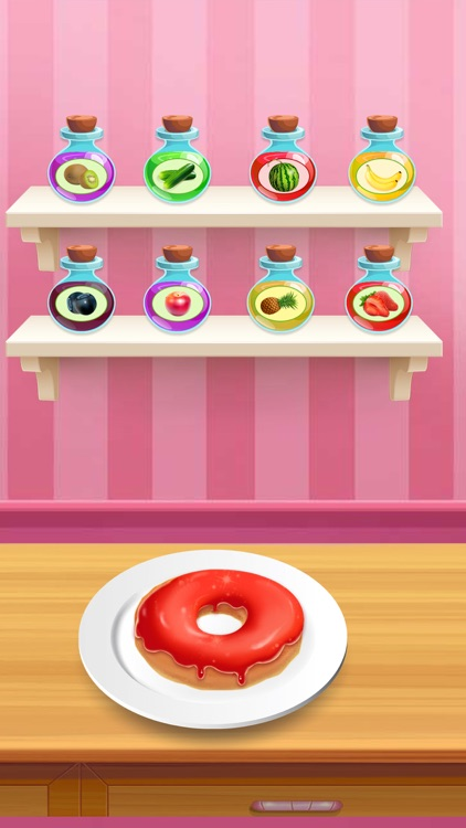 Make Donut Sweet Cooking Game screenshot-4