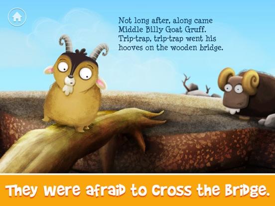 StoryTime: Billy Goats Gruff screenshot 7