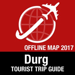 Durg Tourist Guide + Offline Map