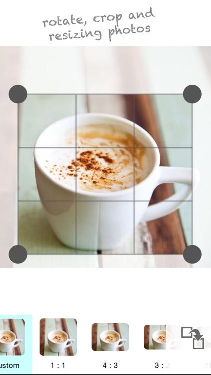 PicHop - Photo Graphic Editor screenshot-3