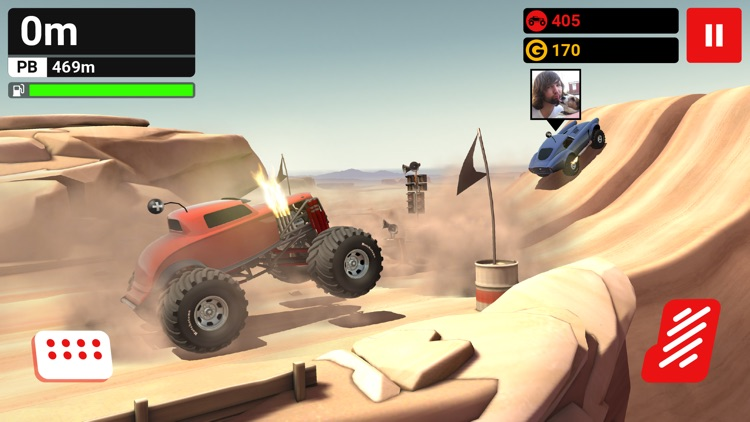 MMX Hill Dash — OffRoad Racing screenshot-4