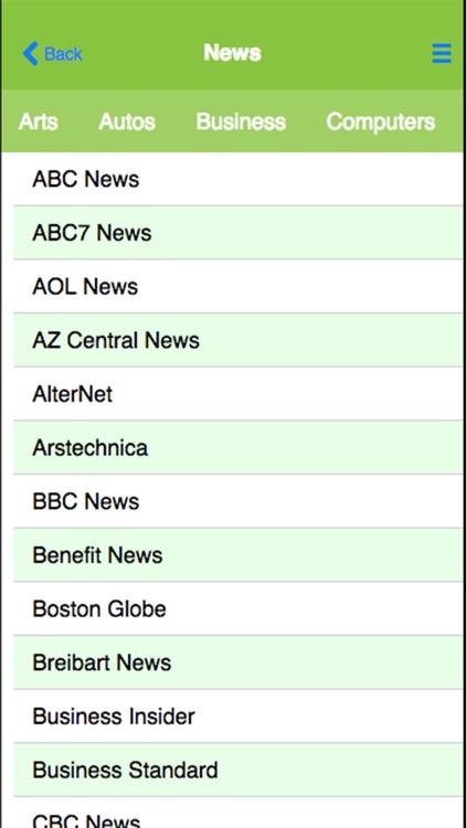 Top RSS Reader