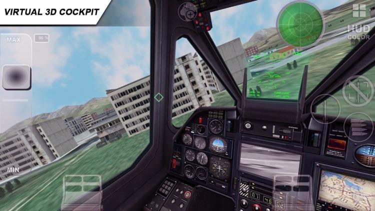 Black Shark - Combat Gunship Flight Simulator