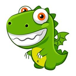 Little Dragon - Sticker Pack