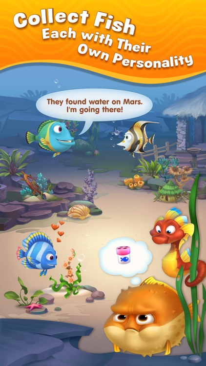 Fishdom screenshot-1