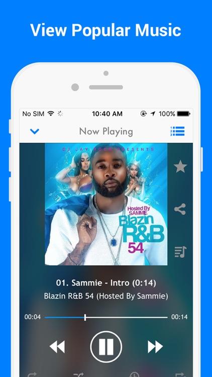 GetItLive - rap/hiphop livemixtapes & radio screenshot-4