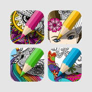 Mindfulness Art Therapy - Coloring apps for adults