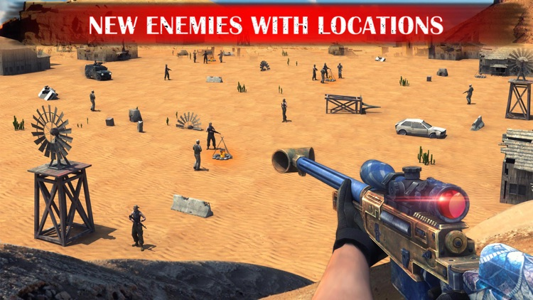 Sniper Elite Shooter screenshot-4