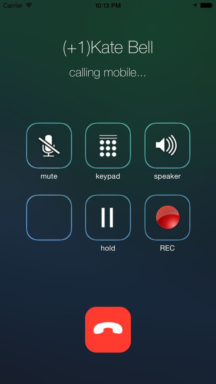 WeTalk - cheap calls & cheap international calls Screenshot