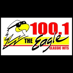 KJBI FM 100.1 The Eagle