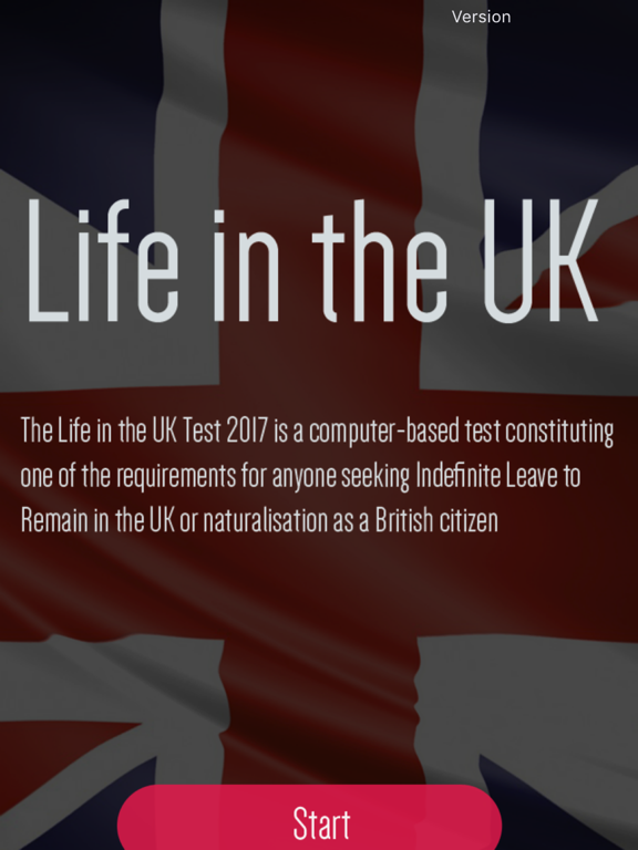 Life in the UK Test Question 2017 screenshot 6