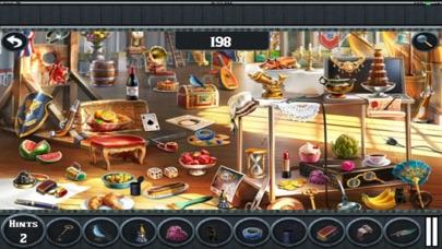 Hidden Objects:Mystery of Black Hearts screenshot three